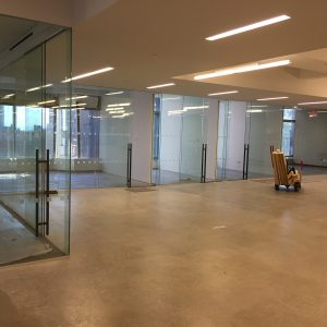 Tempered Glass Offices